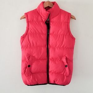 Take Two Clothing Co. Puffer vest size medium zip